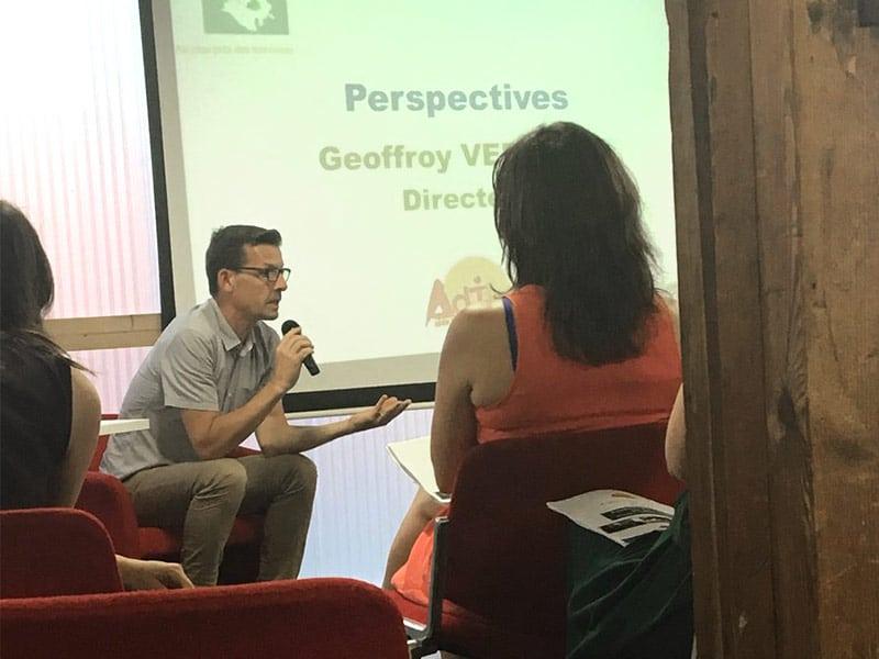Conférence ADT44 sur les perspectives