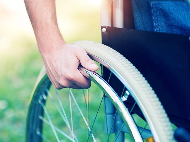 Aide aux personnes en situation de handicap