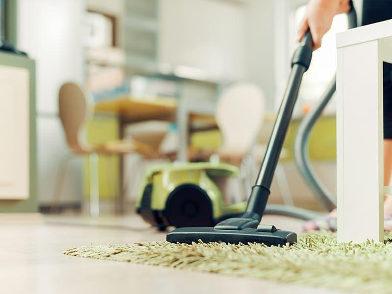 Ménage et entretien du domicile